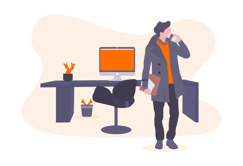 勤怠管理情報をエクセルで行なっているが、勤務時間や給与の計算に時間がかかってしまう。
